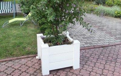 Donice oraz architektura ogrodowa