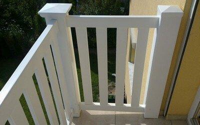 Balustrady balkonowe iposesyjne