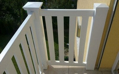 Residential fences and balcony railings
